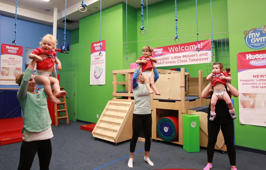 Huggies Little Movers Class Takeover